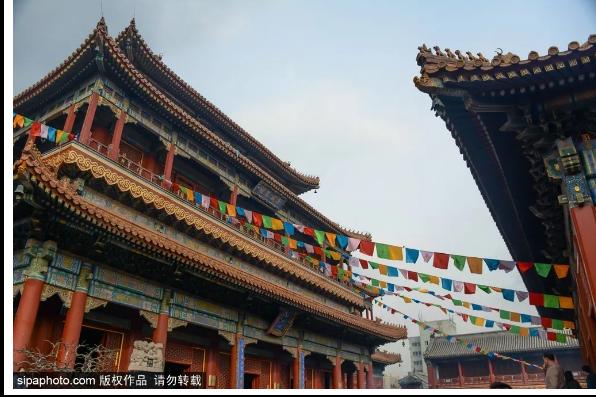全天限额+限时分流!北京这处皇家建筑群终于开放,气势恢宏、独具一格!