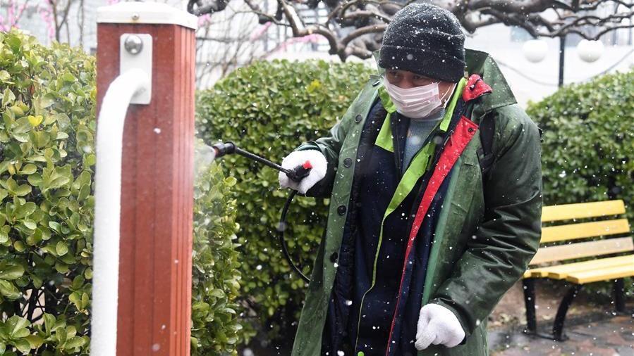 Beijing takes various measures to curb spread of coronavirus