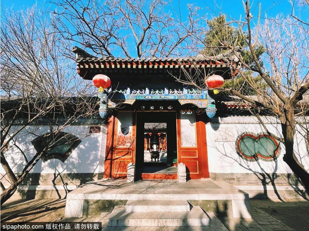 短暂闭园两天后,北京大观园恢复开园啦!