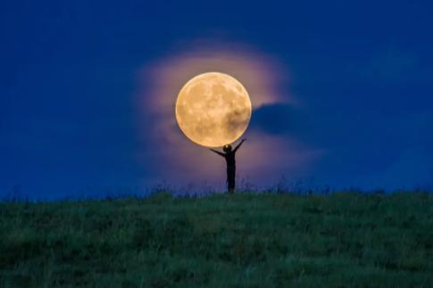 今年元宵佳节,十五的月亮十六圆,居然还有这么多讲究~