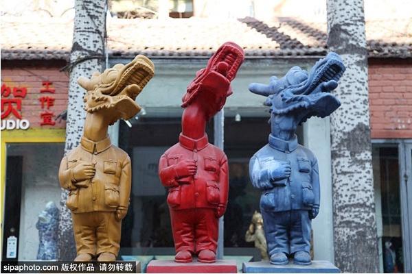 北京工業旅游線路精選:工業藝術之旅