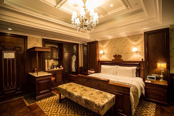 고북수진 망경루 호텔 : 5성급 표준호텔