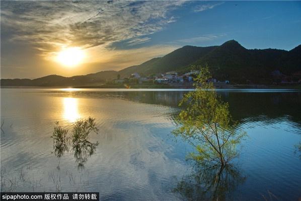 首屆北京網紅打卡地:北京金海湖風景區