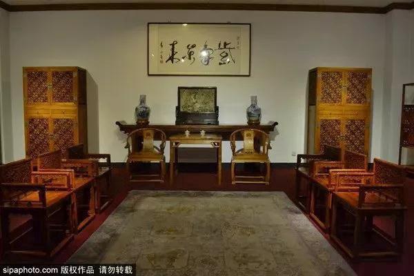 중국 규모 최대의 자단조각 예술 박물관, 자단박물관