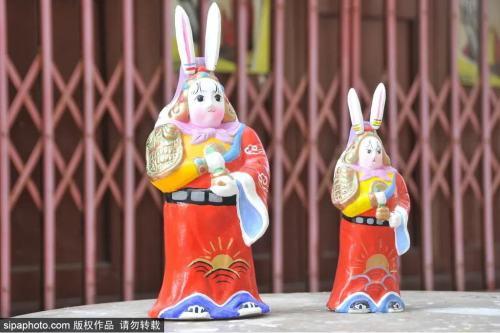 跨界也传承!北京兔儿爷上新了