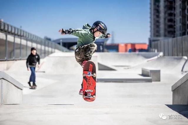 首钢极限公园呼之欲出 将成京西最新一处活力运动街区
