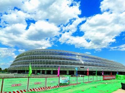 """国家速滑馆 """"冰丝带""""首用二氧化碳制冷 是目前中国最大的二氧化碳跨临界制冷系统"""
