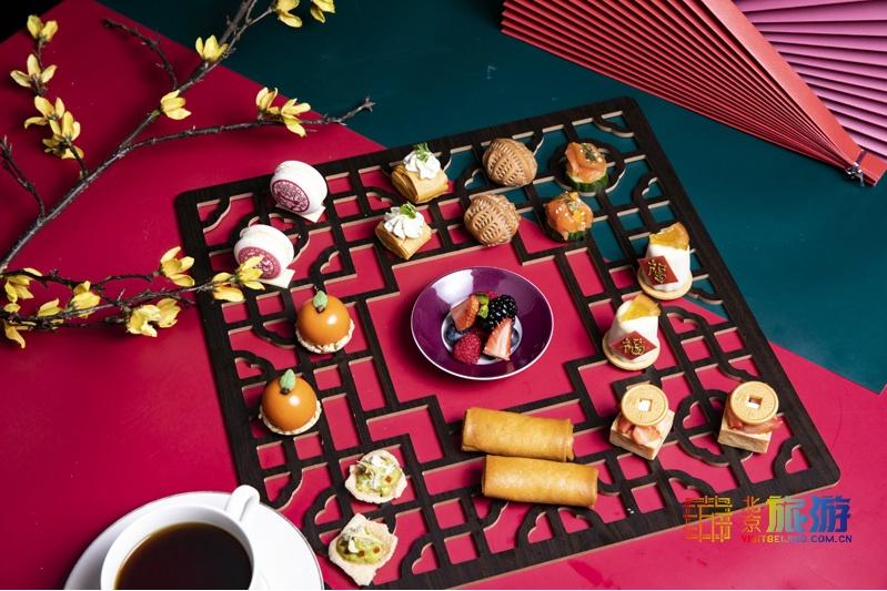 北京东方君悦大酒店茶源推出新年下午茶