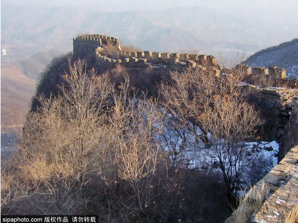 Dazhenyu Section of Great Wall