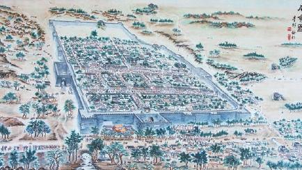 怀柔这条胡同见证怀柔城六百余年的历史:钟氏父子与钟家胡同
