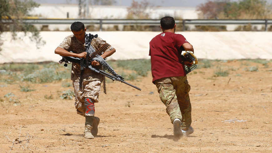利比亚民族团结政府的战斗人员