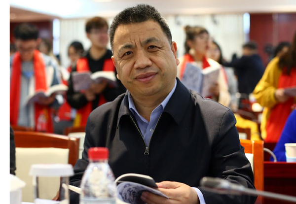 中共中央党校(国家行政学院)社会和生态文明教研部 副主任赖德胜出席活动并讲话