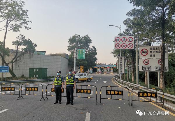 广东交通集团:虎门大桥结构安全未受影响,紧急全面检查检测