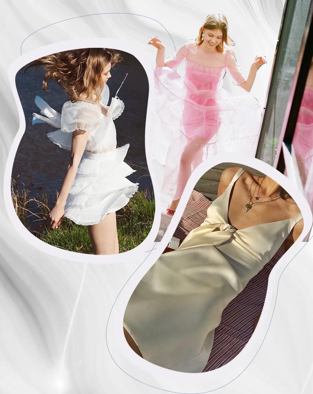 夏天最美最清凉的裙子 就选这3种颜色