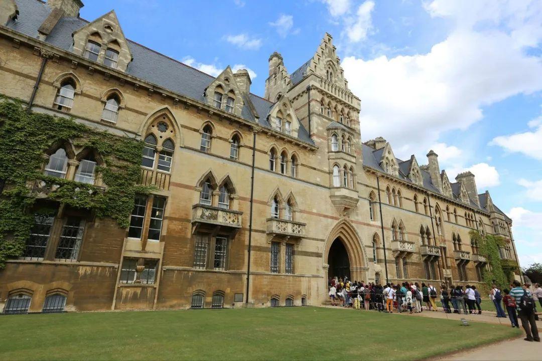 牛津大学(资料图)