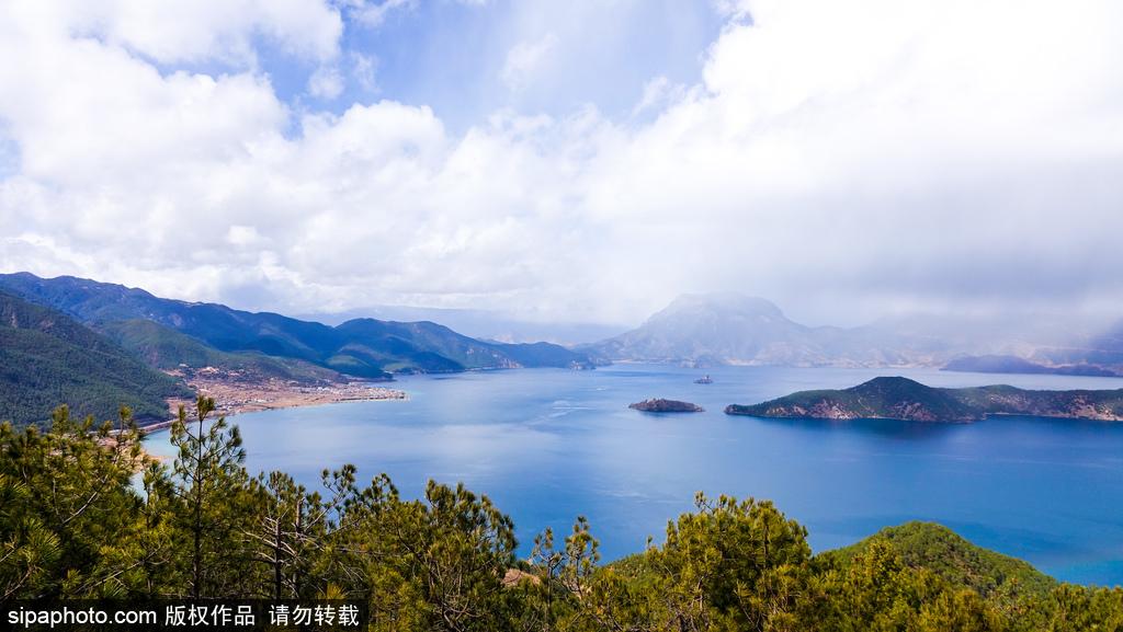 泸沽湖打造全域智慧旅游平台