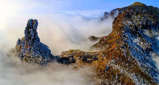梵净山生态旅游区于2月28日起恢复开园
