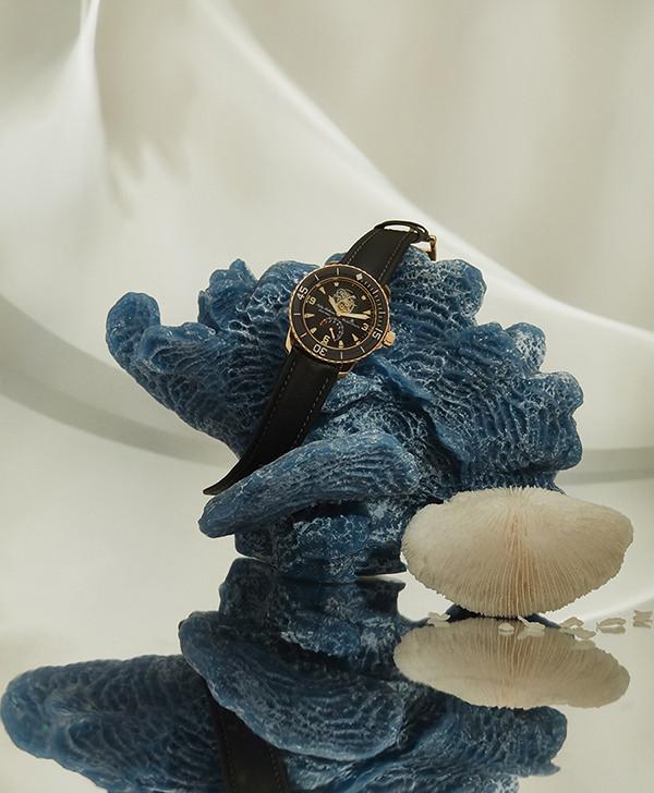 自然交替,时间守恒 宝珀Blancpain大复杂腕表的力与美 上海哪里高价回收宝珀手表