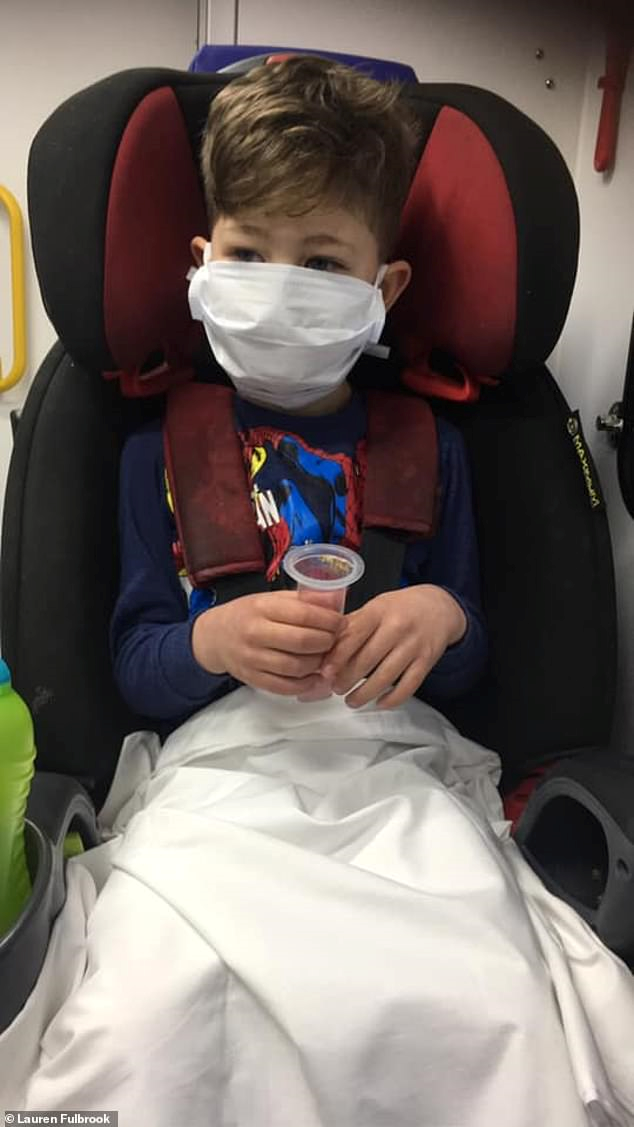 很重要!英国5岁男童感染新冠肺炎病例细节
