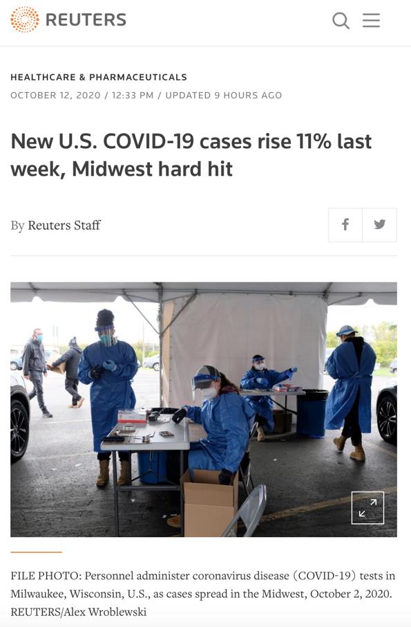北美观察丨新冠肺炎死亡人数统计严重失准 美国政府因疫情蒙受巨额损失