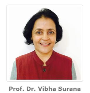 孟买大学孔子学院院长维巴·苏拉那(资料图)