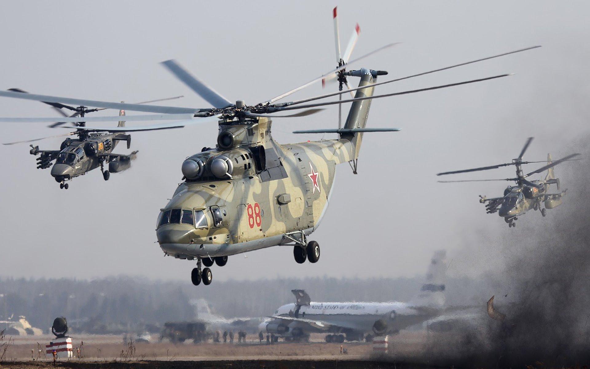 米-26能有如今的成就得益于乌克兰D-136发动机