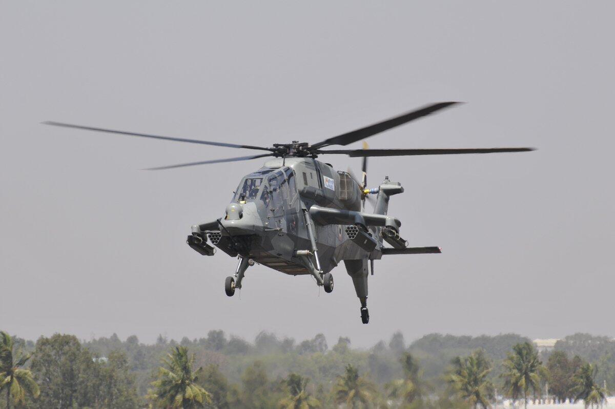 印度轻型战斗直升机(LCH)