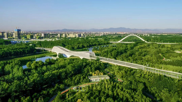 勾勒綠色生態畫卷,看2019年綠色北京