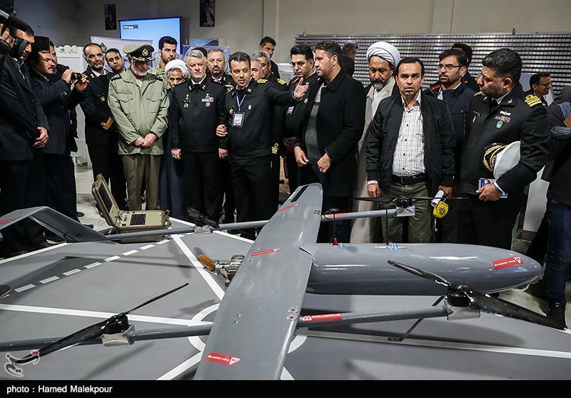 伊朗海军日装备展示活动 未来隐形战舰亮相