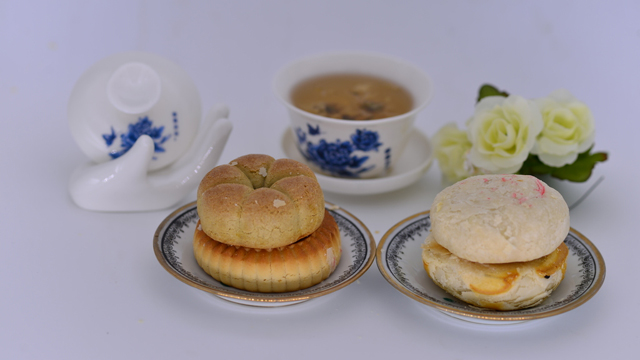 北京稻香村节气糕点悄然上市